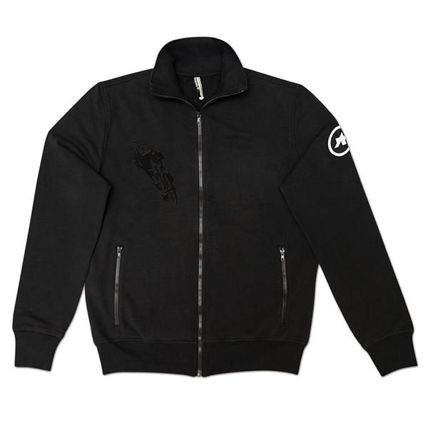 ASSOS(アソス)JACK WERKSMANNSCHAFT スウェットシャツ(ブラック)