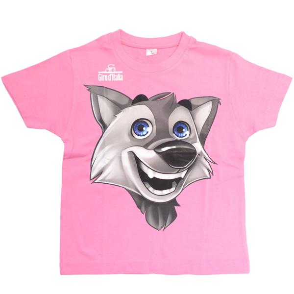 GIRO de ITALIA(ジロデイタリア)Tシャツ(BABY / ピンク)