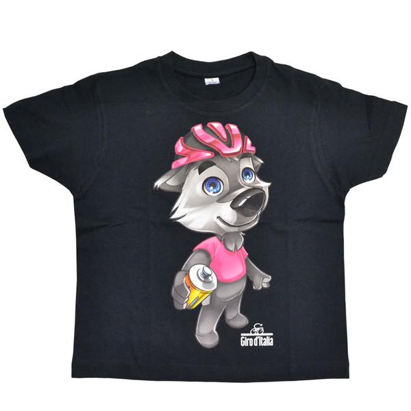 GIRO de ITALIA(ジロデイタリア)Tシャツ(BABY / ブラック)