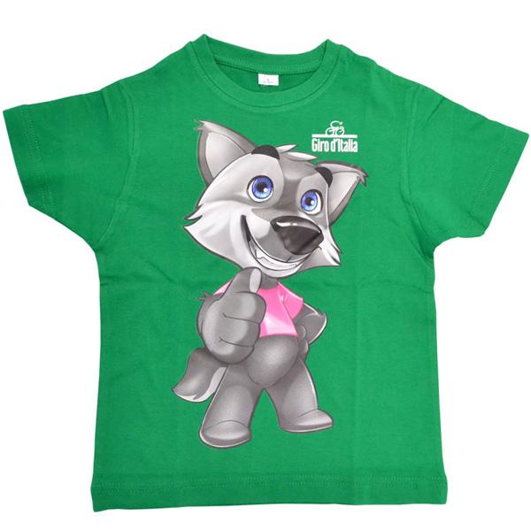 GIRO de ITALIA(ジロデイタリア)Tシャツ(BABY / グリーン)