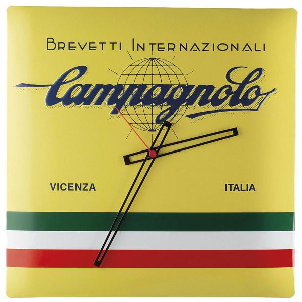 CAMPAGNOLO(カンパニョーロ)壁掛時計(Brevetti Internazionali)