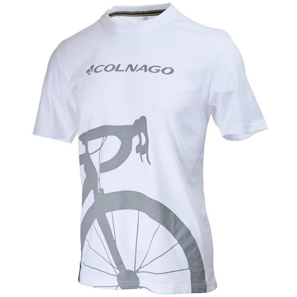 COLNAGO(コルナゴ)Tシャツ(ホワイト)