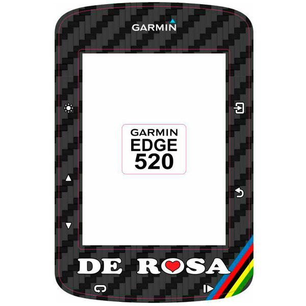 GARMIN(ガーミン)Edge(エッジ)デカールステッカー(DE ROSA(デローザ))