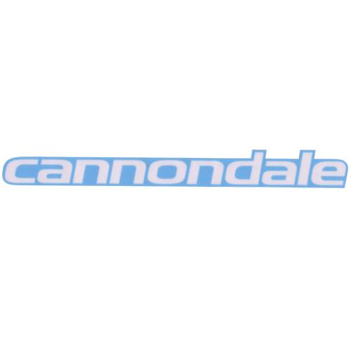 cannondale(キャノンデール)ステッカー(Dデザイン / W12.1 / H1.3)