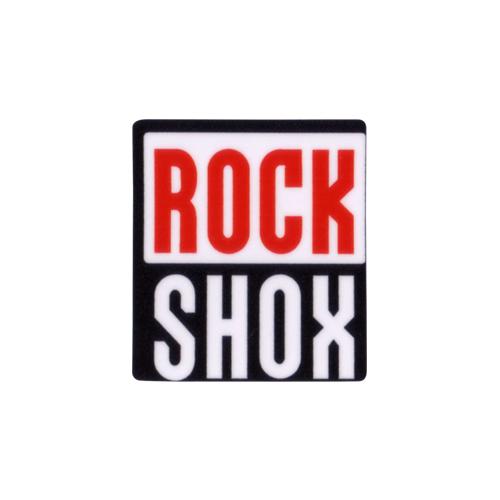 ROCK SHOX(ロックショックス)ロゴステッカー(Bデザイン / W3.8 / H4.3)