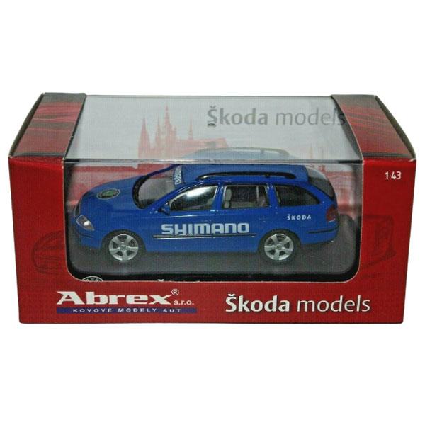 ABREX(アブレックス)SKODA OCTAVIA(シュコダ オクタビア)ツールドフランス レースサポートカー(SHIMANO(シマノ)