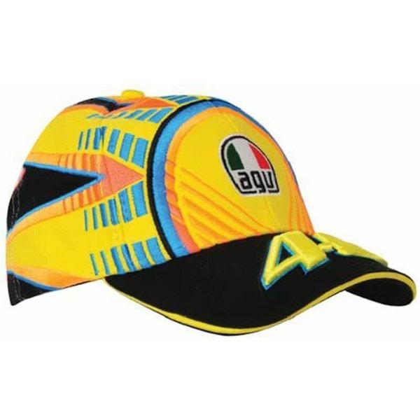 Valentino Rossi(バレンティーノロッシ)VR46 Replica Helmet Cap(レプリカ ヘルメットキャップ)(Aデザイン)