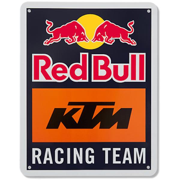 RED BULL KTM RACING TEAM(レッドブル ケーティーエム レーシングチーム)Metal Sign(メタルサイン)