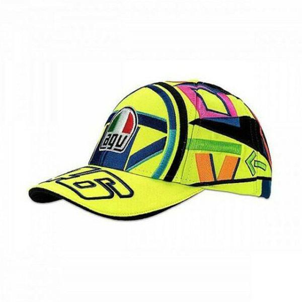Valentino Rossi(バレンティーノロッシ)VR46 Replica Helmet Cap(レプリカ ヘルメットキャップ)(Bデザイン)