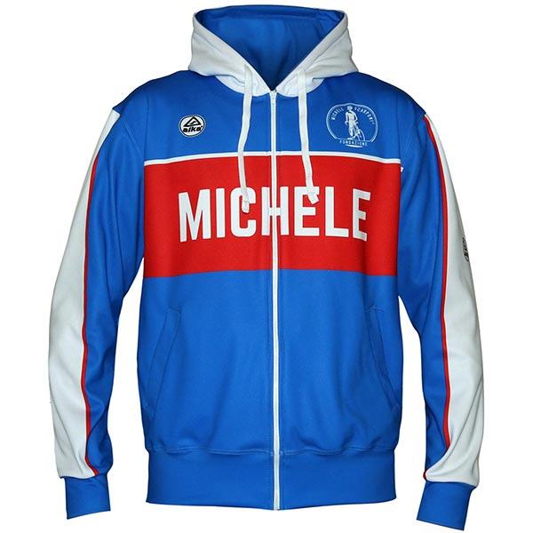 ALKA(アルカ)MICHELE SCARPONI(ミッチェル スカルポニ)スウェットシャツ(ブルー)
