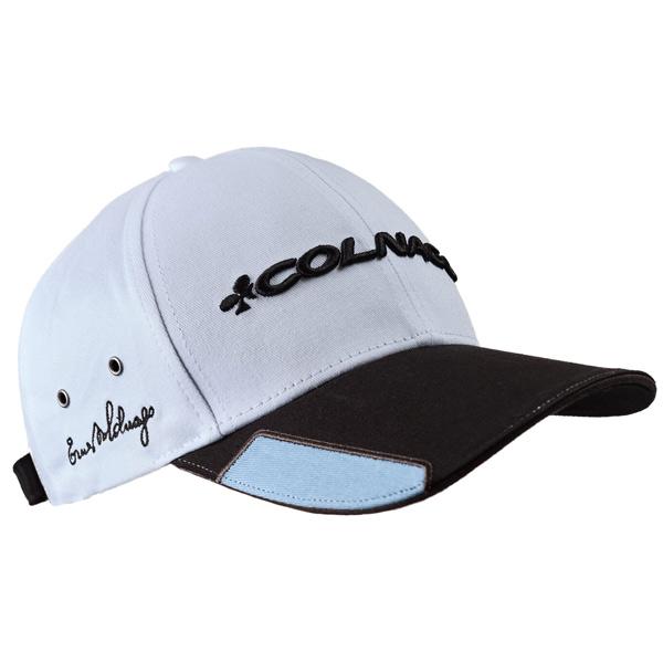 COLNAGO(コルナゴ)ベースボールキャップ(ホワイト/ブラック)