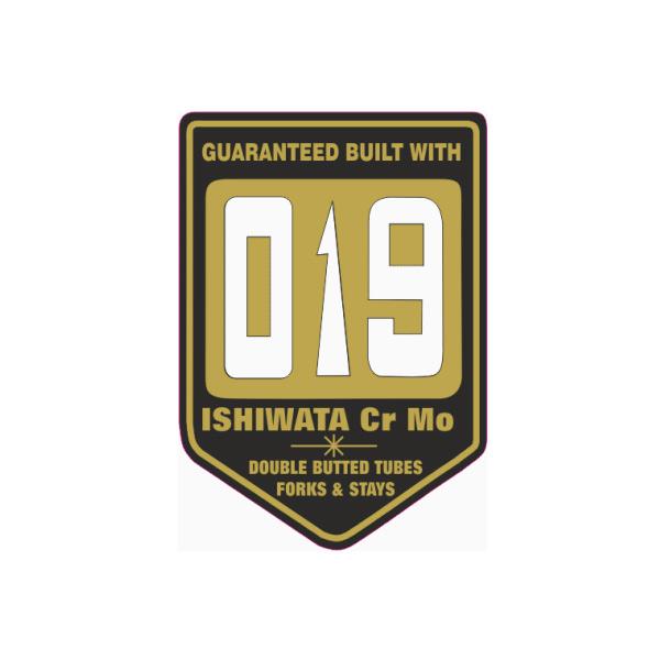 Ishiwata(イシワタ) 019 チュービングステッカー