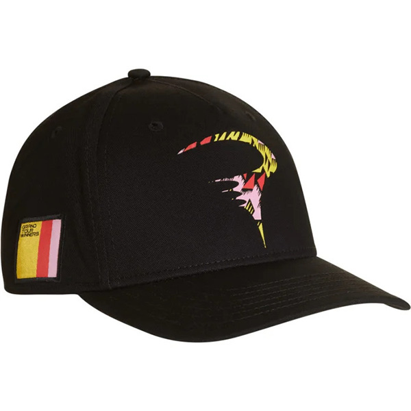 PINARELLO(ピナレロ)ART LOGO CAP(アートロゴ キャップ)(ブラック)