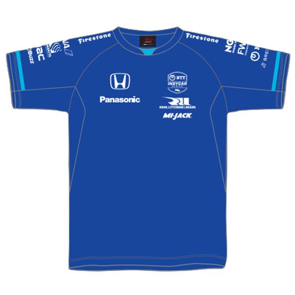 Takuma Sato(佐藤琢磨)ドライバーズTシャツ(2021)