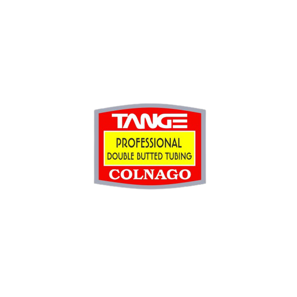 TANGE(タンゲ)PROFESSIONAL FRAME TUBING(プロフェッショナル フレームチュービング)ステッカー(COLNAGO(コルナゴ))