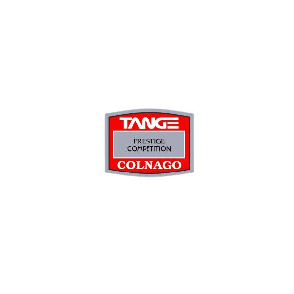 TANGE(タンゲ)PRESTIGE FRAME TUBING(プレステージ フレームチュービング)ステッカー(COLNAGO(コルナゴ))