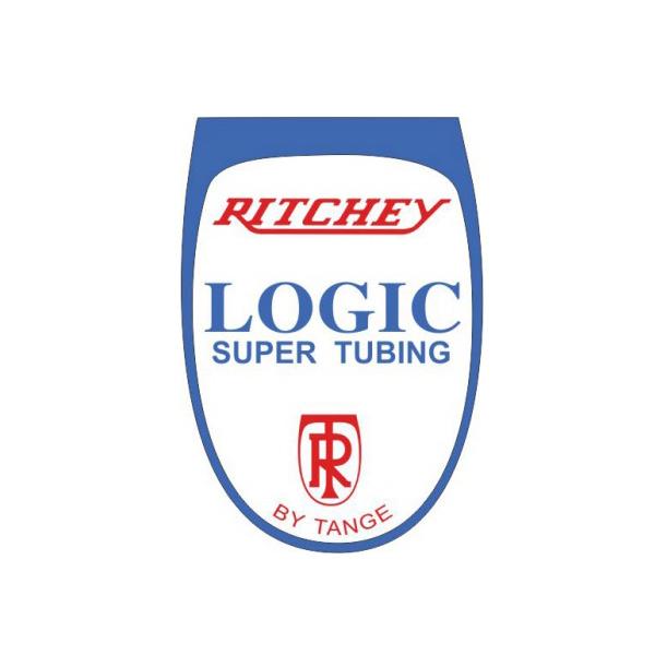 RITCHEY LOGIC FRAME TUBING(リッチーロジック フレームチュービング)ステッカー(BY TANGE(タンゲ))