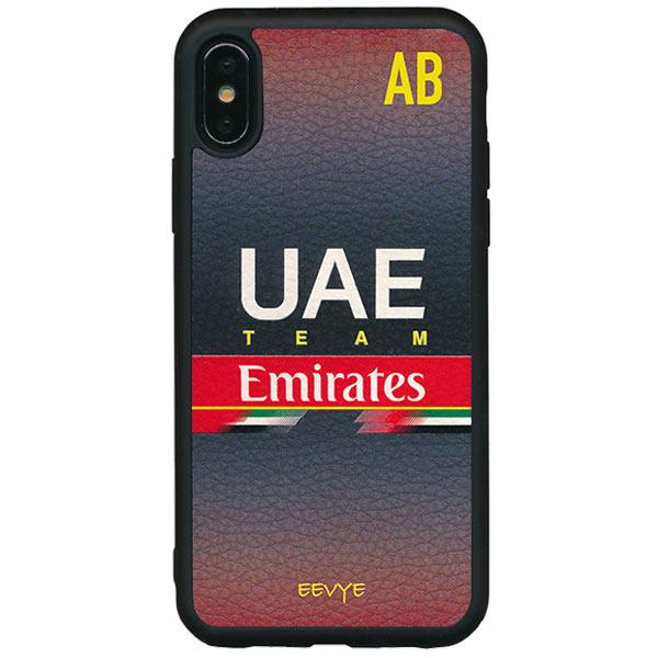 UAE TEAM EMIRATES(ユーエーイー チームエミレーツ)iPhoneハイブリッドカバー(2021)