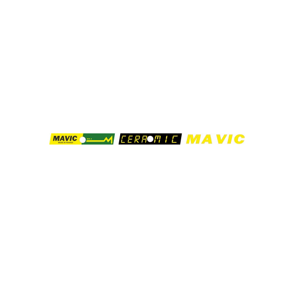 MAVIC(マヴィック) MA 2 CERAMIC SSC リムステッカー