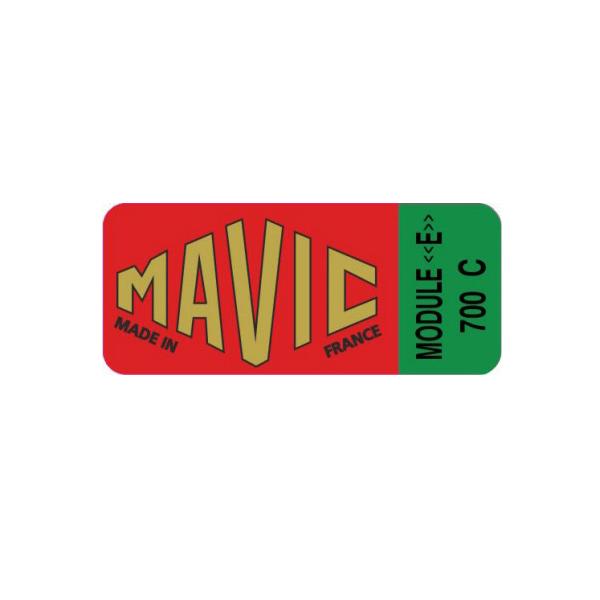 MAVIC(マヴィック)MODULE(モジュール) E リムステッカー