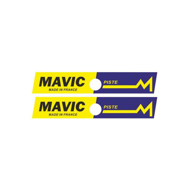 MAVIC(マヴィック)PISTE(ピステ)リムステッカー