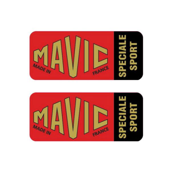 MAVIC(マヴィック)SPECIAL SPORT(スペシャルスポーツ)リムステッカー