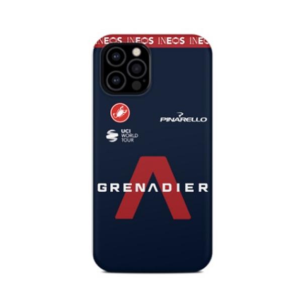 INEOS GRENADIERS(イネオス グレナディアーズ)iPhoneカバー(Aデザイン)