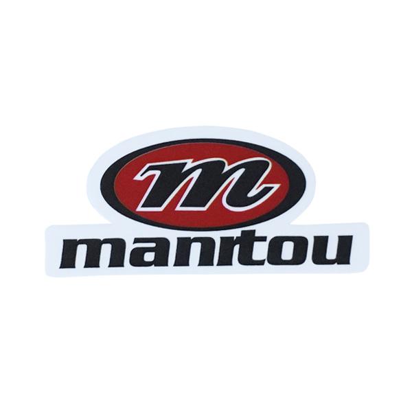 manitou(マニトゥ)ロゴステッカー(Aデザイン)
