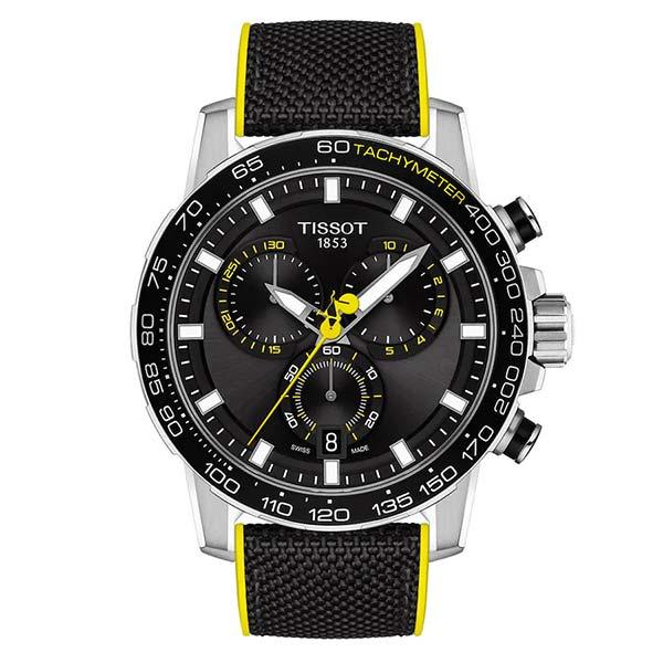 TISSOT(ティソ)SUPERSPORT CHRONO(スーパースポーツクロノ)SPECIAL EDITION WATCH(スペシャルエディション ウオッチ)(Tour de France(ツールドフランス)