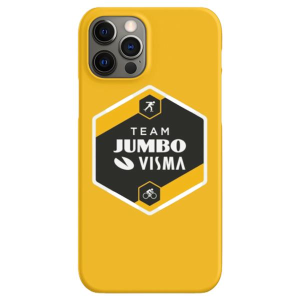 TEAM JUMBO VISMA(チームユンボ ビスマ)iPhoneケース(Aデザイン)