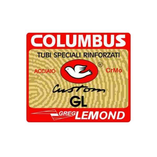 COLUMBUS(コロンバス)GREG LEMOND(グレッグレモン)GL CUSTOMステッカー