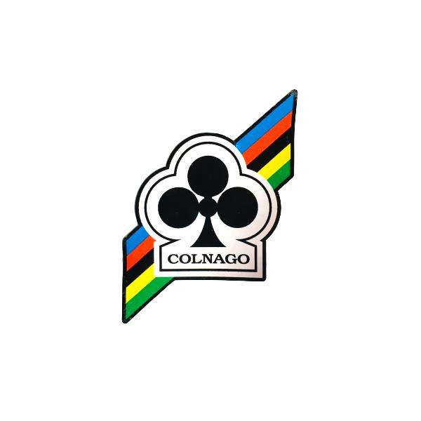 COLNAGO(コルナゴ)ヘッドマークステッカー(Bデザイン/W4.5/H6)