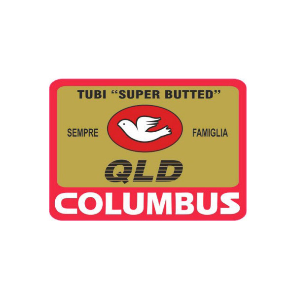 COLUMBUS(コロンバス)QLDステッカー