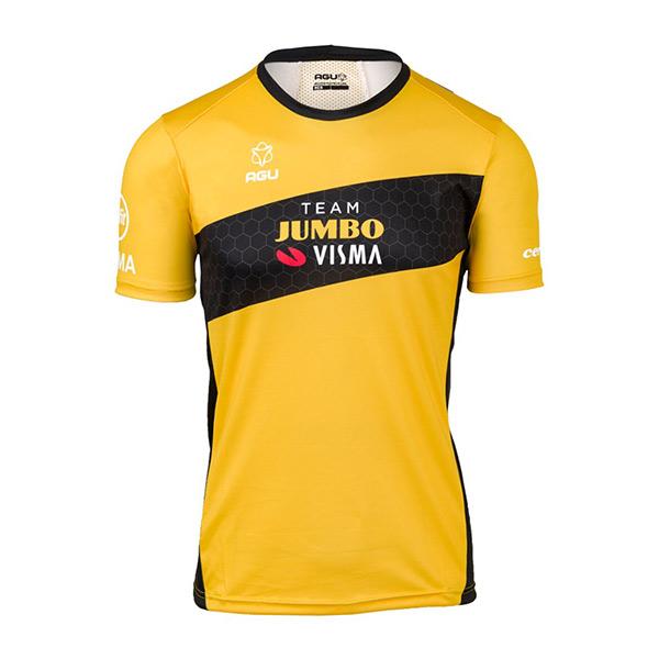 TEAM JUMBO VISMA(チームユンボビスマ)SPORT SHIRT(スポーツシャツ)(2021)